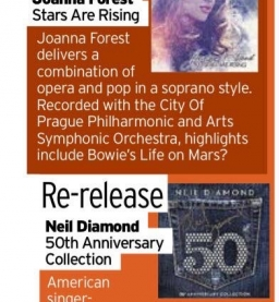 The Mirror - 'Stars Are Rising' - Album of the week.