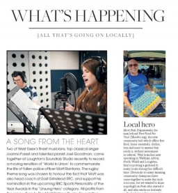 West Essex Life Article
