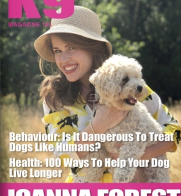 2nd K9 Magazine Front Cover