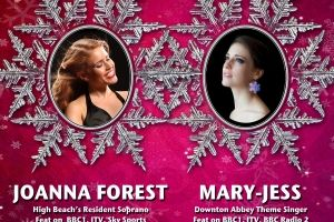 "Joanna and Mary-Jess to perform in the Forest at ""A High Beach Harmony""."